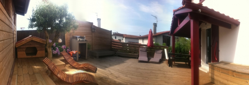 Villa proche plage et f�ret