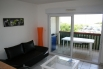 Appartement T2 vue mer bidart piscine tennis parking